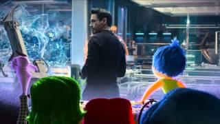 «ديزني» تداعب «مارفيل» في الإعلان الجديد لـ «Inside Out»