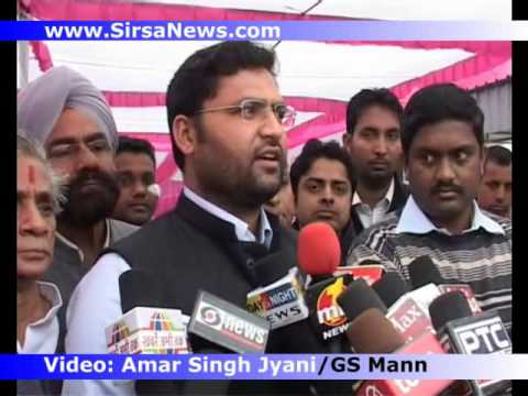 Battery Powered Rickshaws Inaugurated by Dr Ashok Tanwar in Sirsa