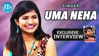 Singer Uma Neha Exclusive Interview || Talking Movies With iDream # 167 - IDREAMMOVIES