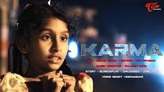 KARMA | Telugu Short Film 2018 | By Vinod Reddy Veeramgari - TeluguOneTV - YOUTUBE
