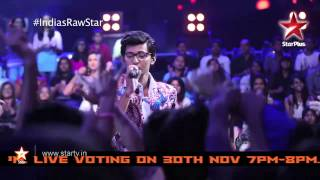 Darshan Raval talks about his journey to India's Raw Star finale - STARPLUS