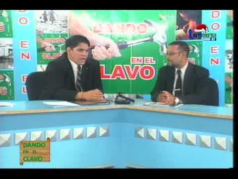DANDO EN EL CLAVO TV 29 DE DICIEMBRE DEL 2011- 4 DE 4