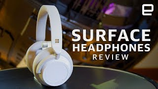 Microsoft Surface Headphones Review: They won't be dethroning Sony or Bose - ENGADGET