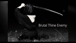 Royalty Free :Brutal Thine Enemy