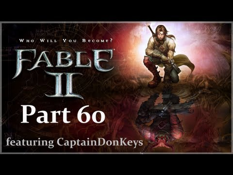 Fable II [Co-op w/ CaptainDonKeys] - Part 60 - Hit Woman