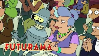 FUTURAMA | Season 5, Episode 16: Fry's Recital | SYFY - SYFY