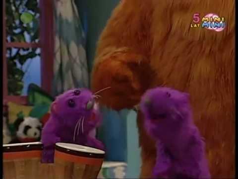 Niedźwiedź w dużym niebieskim domu - odc.78 Zgubiony rytm