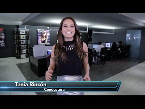 EstiloDF News con Tania Rincón 09 de enero 2015