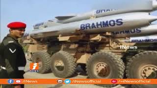 India Successfully Test Fires Brahmos Supersonic Cruise Missile From Odisha   iNews - INEWS