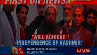 Mumbai 26/11 mastermind bares his fangs; spews fresh vitriol against Kashmir - NEWSXLIVE