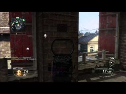 Black ops 2 update - may 23 2013 -Damage Reduced Pistols / Launcher