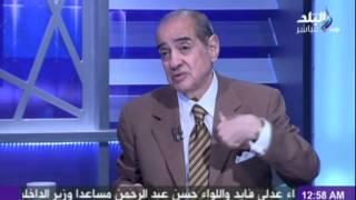 جريدة التحرير | بالفيديو.. فريد الديب: «مبارك بيتكيف مني» -