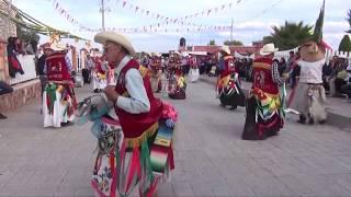 Fiestas patronales en Colonia Purísima del Maguey (Fresnillo, Zacatecas)