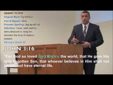 2013 Pastors' Conference #10 - David Roseland