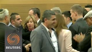 "Web of investigations for Israel's ""King Bibi"" - REUTERSVIDEO"