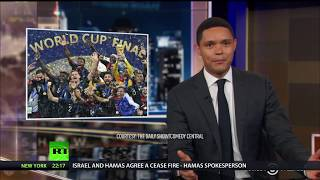 'You deny their Frenchness!' US comedian Trevor Noah slammed for joking that 'Africa won World Cup' - RUSSIATODAY