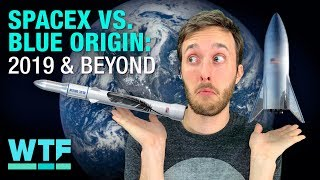 What to expect from SpaceX & Blue Origin in 2019 and beyond - CNETTV