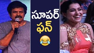 Actor Brahmaji Making Super Fun On Rashmi | Hilarious | TFPC - TFPC