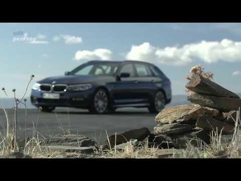 Autoperiskop.cz  – Výjimečný pohled na auta - VIDEO – BMW řady 5 Touring, BMW i8 Frozen Black – Ženeva 2017