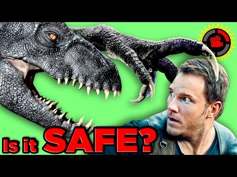 Film Theory: How To SAVE Jurassic Park (Jurassic World) - يوتيوبات