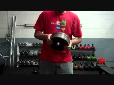 Grip Strength for Track Throwers