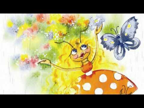 ROZPRÁVKA pre deti -Mravček TIMOTEJ a krásna Žužulienka autor: Mária Čechovičová