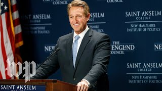 Jeff Flake on 2020 White House run: 'I haven't ruled it out' - WASHINGTONPOST