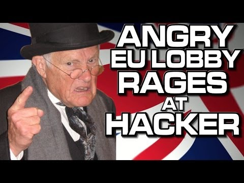 COD GHOSTS: ANGRY EU LOBBY RAGES AT HACKER!! HILARIOUS!