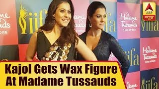 Kajol gets wax figure at Madame Tussauds Singapore - ABPNEWSTV