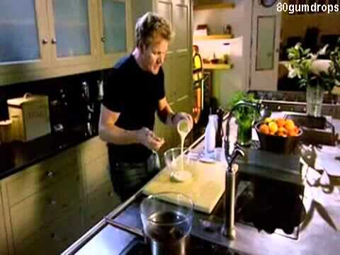 Gordon Ramsay Talks Dirty