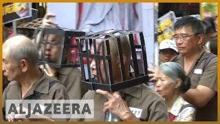 🇭🇰 Hong Kong: Pro-independence party faces possible ban | Al Jazeera English - ALJAZEERAENGLISH