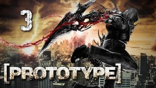 Прохождение игры Prototype 2 - 3 часть — смотрите