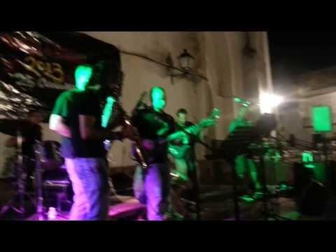 Tortilla de Morgaño live in Fuente del Arco
