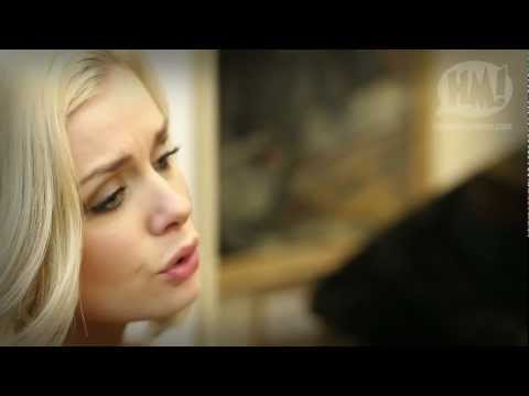 Katherine Jenkins sings Bruno Mars - Talking to the Moon (The Holy Moly Sessions)