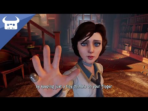 BIOSHOCK INFINITE RAP | Dan Bull