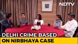 Roundtable With Team 'Delhi Crime' - NDTV