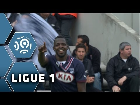 But Cheick DIABATE (20') - Girondins de Bordeaux-EA Guingamp (5-1) - 20/04/14 - (FCGB-EAG)