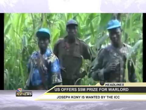Why has Joseph Kony not been captured?