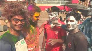 22 Mar, 2019 - Indians get drenched in colours of Holi - ANIINDIAFILE