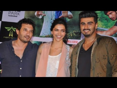 Laugh out loud with Arjun Kapoor, Deepika Padukone  & Homi