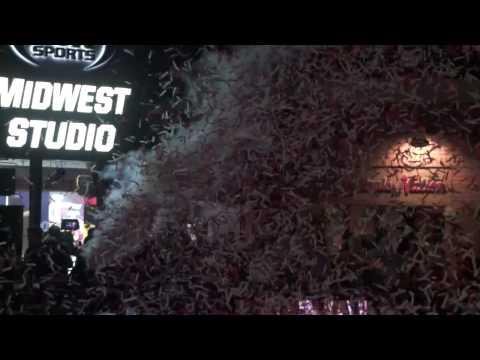 GATEWAY FIREWORKS Ball Park Village Grand Opening
