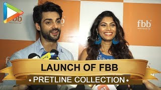 FBB INDIA UNVEILING there new PRETLINE COLLECTION - HUNGAMA