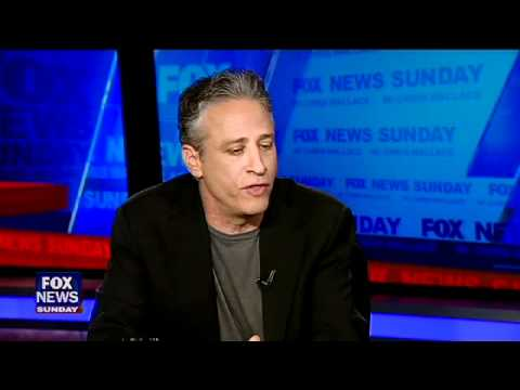 Part One: Jon Stewart Goes on the Attack, Tells Chris Wallace 'You're Insane'