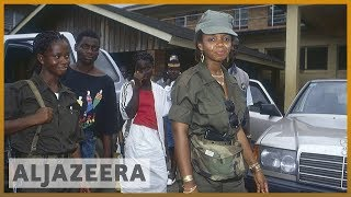 🇱🇷 Liberia former first lady in UK court for torture charges | Al Jazeera English - ALJAZEERAENGLISH