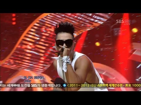 BIGBANG_0311_SBS Popular Music_BAD BOY