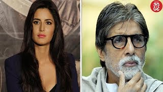 Katrina Acts Pricey With The Media | Amitabh Bachchan Raises His Voice Against Copyright Law - ZOOMDEKHO