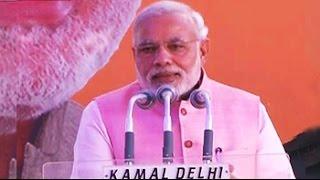 PM Modi praises media's role in 'Clean India' campaign - NDTVINDIA