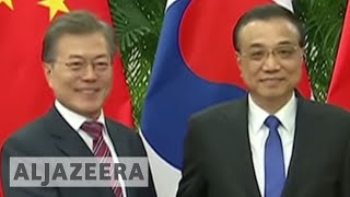 South Korea's president winds up China visit - ALJAZEERAENGLISH