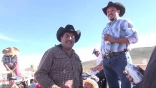 Saludos en Noria del Cerro de Santiago (El Cerro) (General Pánfilo Natera, Zacatecas)