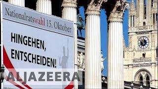 Polls open in Austria snap election - ALJAZEERAENGLISH